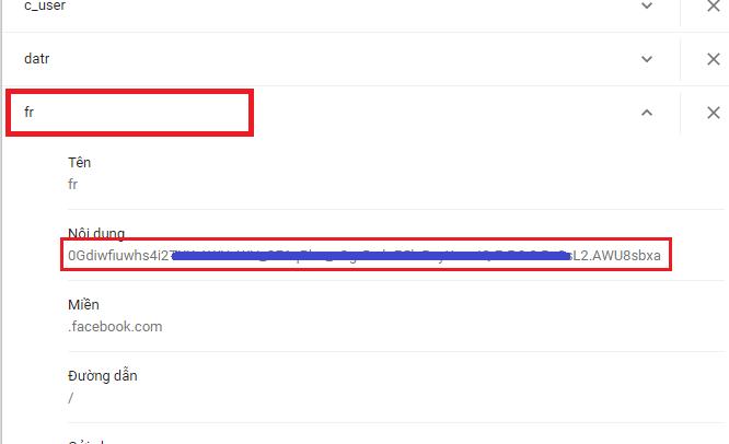 Cách hack facebook người khác không cần token 18