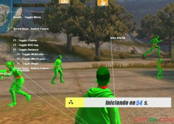 Tool Hack ROS - Hack Rules of Survival (Updated 23/4/2018) 1