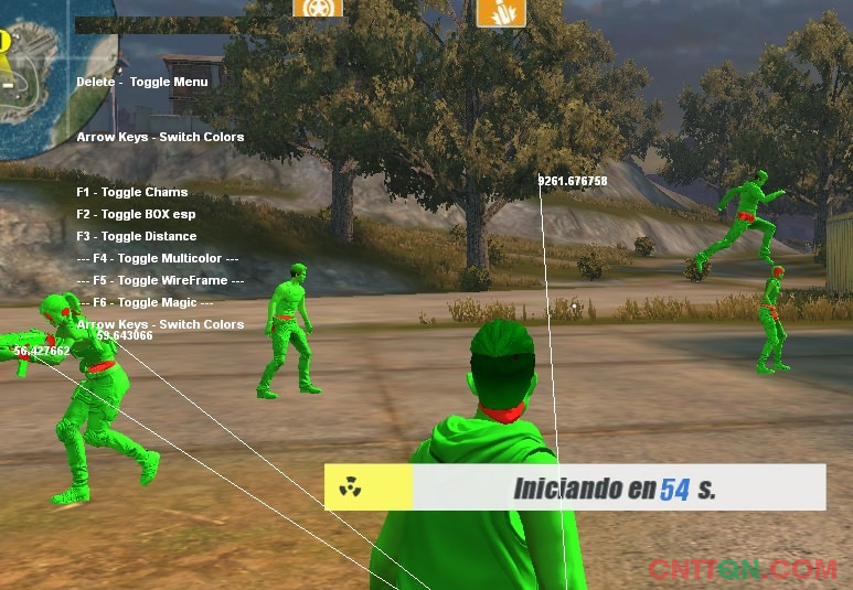 XlzHGdR - Tool Hack ROS - Hack Rules of Survival (Updated 23/4/2018)