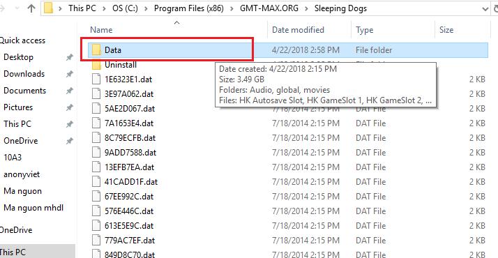 sld2 - Cách hack Sleeping Dogs đã hoàn thành 100% nhiệm vụ