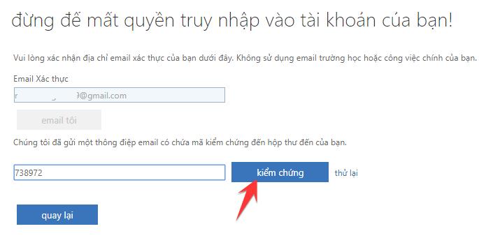 Cách tạo tài khoản OneDrive 5TB miễn phí dùng vĩnh viễn 30