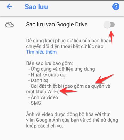 14 05 2018 05 47 16 - Cách xem lại mật khẩu wifi đã lưu trên điện thoại Android