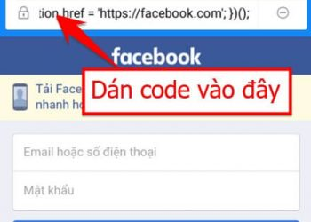 Cách Đăng nhập bằng Cookie Facebook trên điện thoại 1