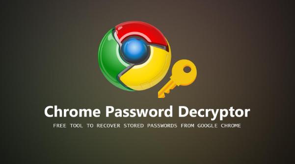 Công cụ giải mã và khôi phục mật khẩu lưu trữ trên Google Chrome
