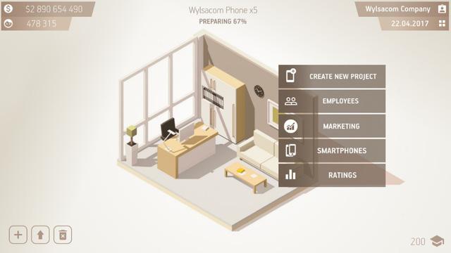 Smartphone Tycoon trò chơi rèn luyện kỹ năng kinh doanh thực tế 10