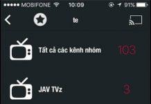 Cách xem kênh của MiTV trên IOS bằng GSE SMART IPTV