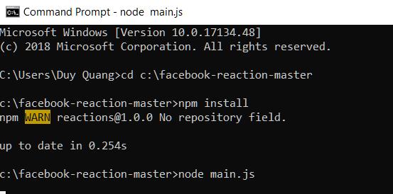 04 06 2018 05 50 30 - Share Code Auto thả Reaction trên Facebook