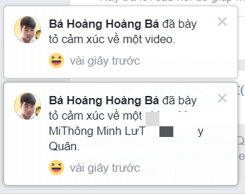 Code Auto thả Reaction trên Facebook