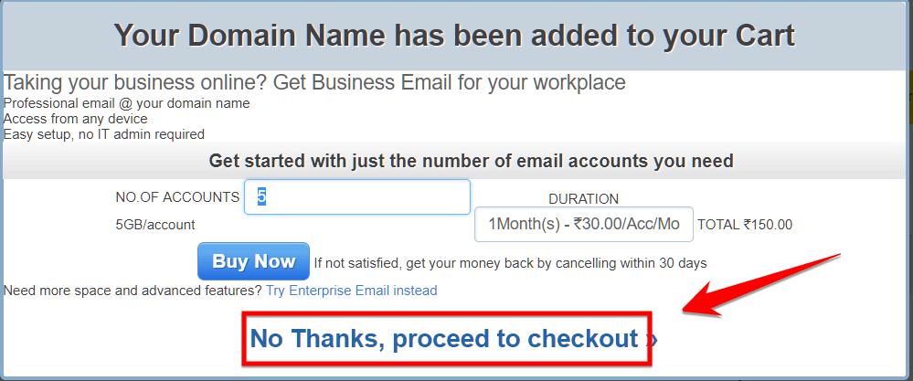 Hướng dẫn đăng ký Domain .ooo miễn phí 27