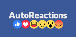 Share Code Auto thả Reaction trên Facebook