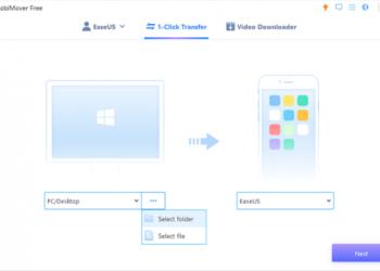 Review phần mềm chuyển dữ liệu EaseUS MobiMover 4.0 4