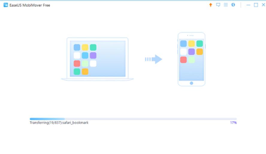 Review phần mềm EaseUS MobiMover