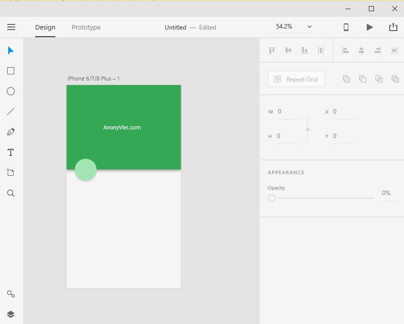 Thiết kế giao diện material đẹp như Google
