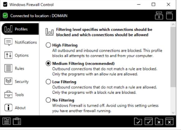 Download Windows Firewall Control