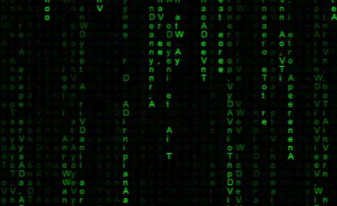 Share bộ Code HTML Ma trận cực đẹp viết bằng Canvas 4