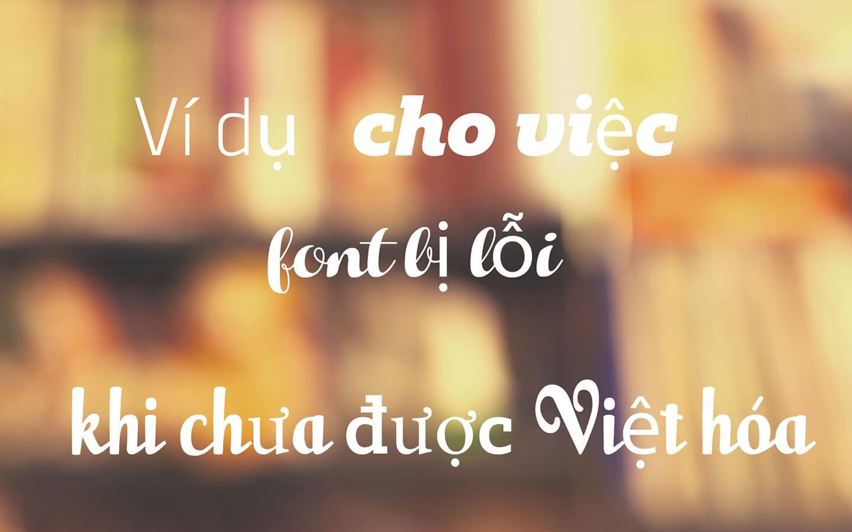 Chia sẻ 1499 Font Việt Hóa Đẹp Dành Cho Dân Designer 5