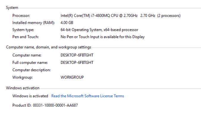 Ghost Windows 10 Pro 64 bit VR 1803 dành riêng cho dân đồ họa 3