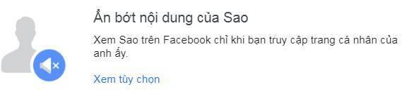 Cách Giảm tương tác với bạn bè trên Facebook