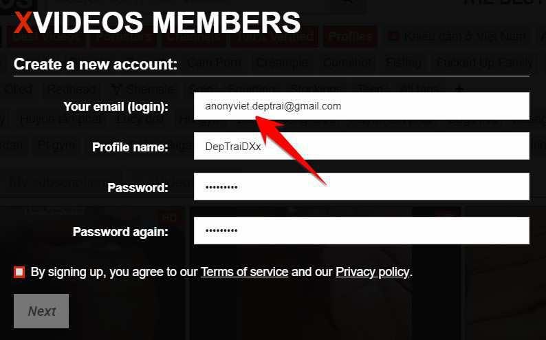 Cách dùng 1 Gmail đăng ký nhiều tài khoản bất kỳ