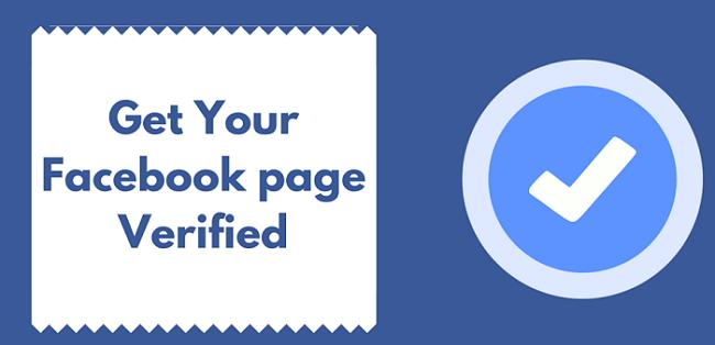 facebook page verification - Hướng dẫn Verified dấu tick xanh cho Page và trang cá nhân Facebook