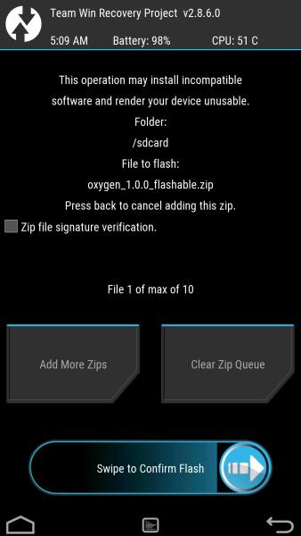 Hướng dẫn Root máy Android siêu nhanh trong vài nốt nhạc 18