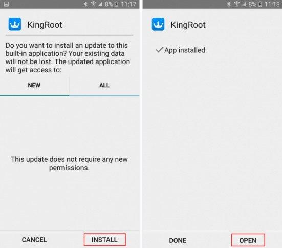 Hướng dẫn Root máy Android siêu nhanh trong vài nốt nhạc 12