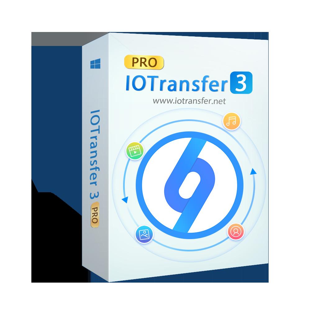 IOTransfer 3 - Phần mềm quản lý iPhone/iPad tốt nhất hiện nay 10