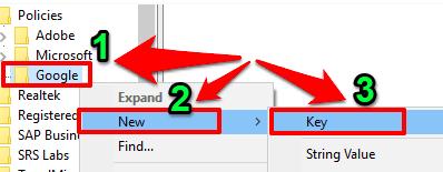 Hướng dẫn vô hiệu hóa chế độ ẩn danh của Google Chrome 26