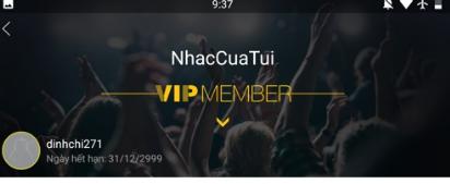 VIP NhacCuaTui