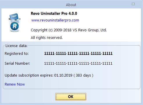 Revo Uninstaller Pro 4.2.1 Full
