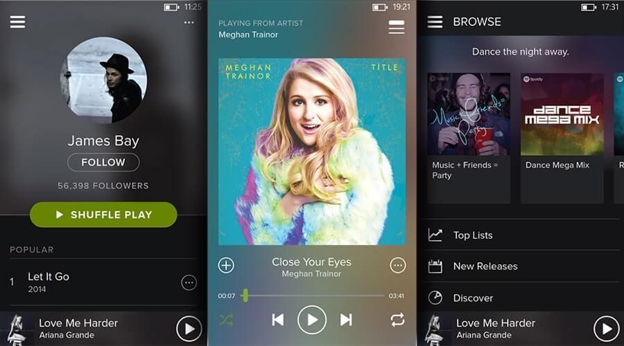 Mod Apk Spotify Premium
