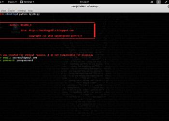 Spykeyboard - Keylogger theo dõi và gửi dữ liệu về Gmail tốt nhất 3