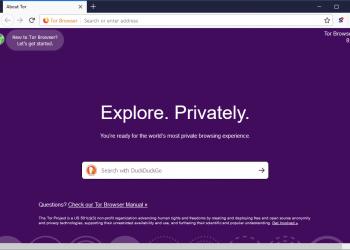 Tor Browser 8.0 - Trình duyệt truy cập DeepWeb an toàn nhất hiện nay 3