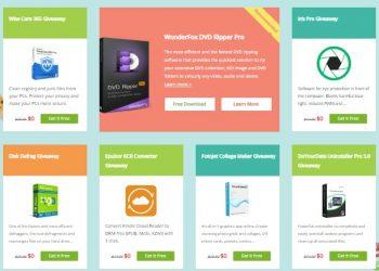 Tải nhanh 9 phần mềm bản quyền của trị giá 230$ của WonderFox 2
