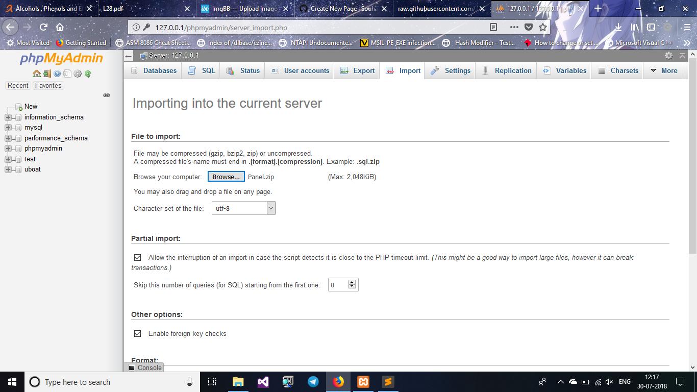 Cách tạo HTTP Botnet để tấn công DDOS cực mạnh với UBoat 13