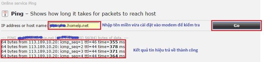 Hướng dẫn cấu hình No-IP, Nat Port ra Internet 25