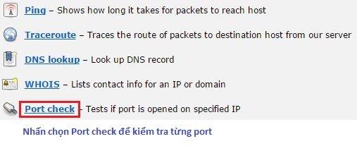 Hướng dẫn cấu hình No-IP, Nat Port ra Internet 19