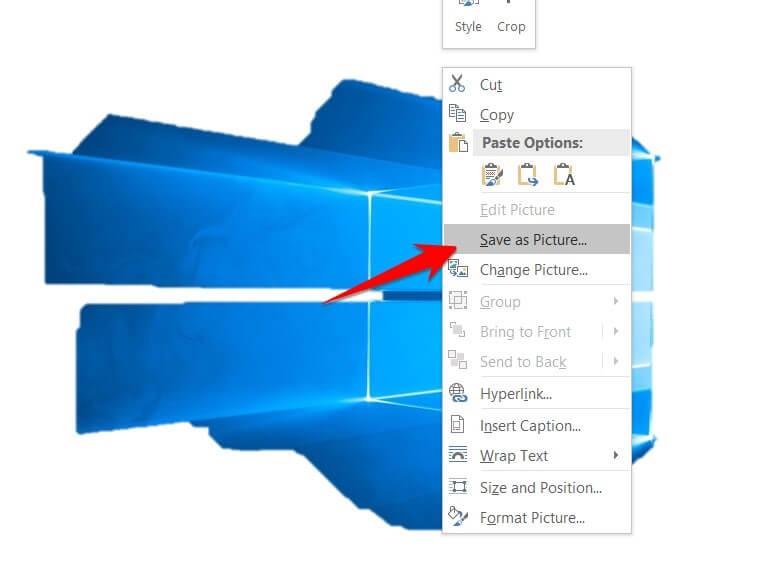 Hướng dẫn tách nền từ ảnh bằng Word, Excel, PowerPoint 6