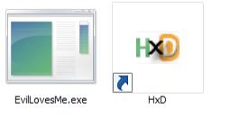 Hướng dẫn đổi đuôi file virus thành file ảnh, tài liệu 7