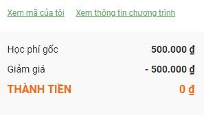 Nhận miễn phí 100 khóa học từ Kyna.vn