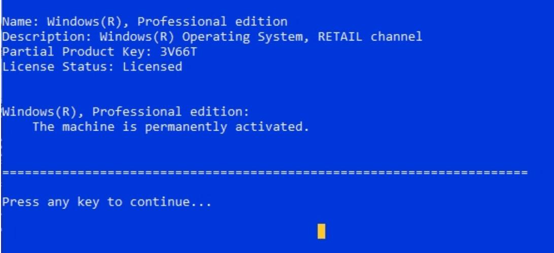 Cách kích hoạt Windows 10 bản quyền vĩnh viễn mới nhất 5