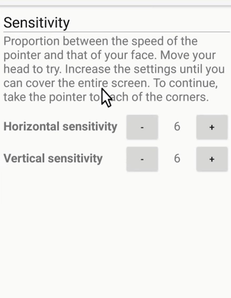 Hướng dẫn điều khiển điện thoại bằng Đầu với EVA Facial Mouse 16