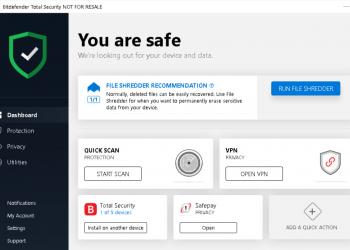Nhận bản quyền 6 tháng Bitdefender Total Security 2019 2