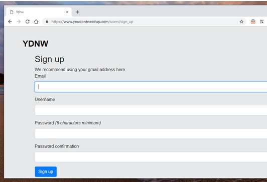 Hướng dẫn tự làm Blog mà không cần biết lập trình với Google Docs 8