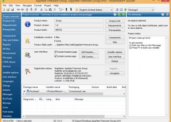 InstallMate 9 Full - Tự tạo file cài đặt Setup, Install dễ dàng 1