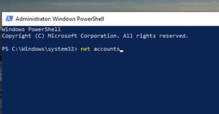 Hướng dẫn tự khoá máy tính Windows 10 khi bị đăng nhập trái phép 32