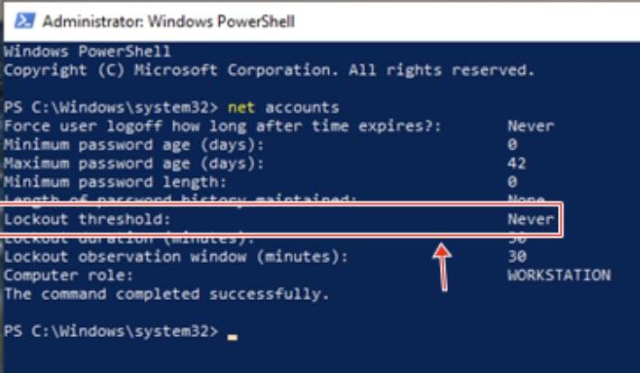 Hướng dẫn tự khoá máy tính Windows 10 khi bị đăng nhập trái phép 33