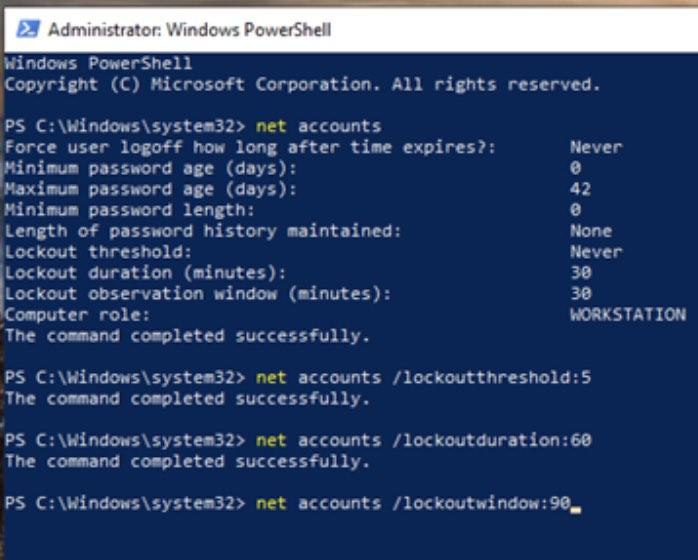Hướng dẫn tự khoá máy tính Windows 10 khi bị đăng nhập trái phép 36