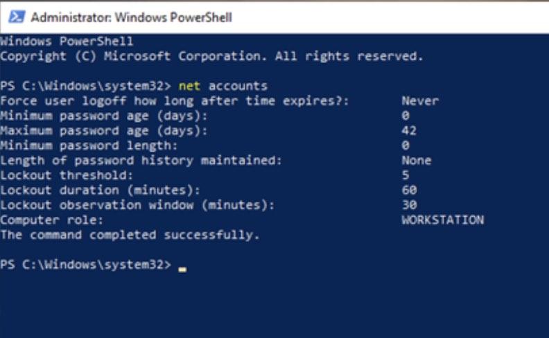 Hướng dẫn tự khoá máy tính Windows 10 khi bị đăng nhập trái phép 37