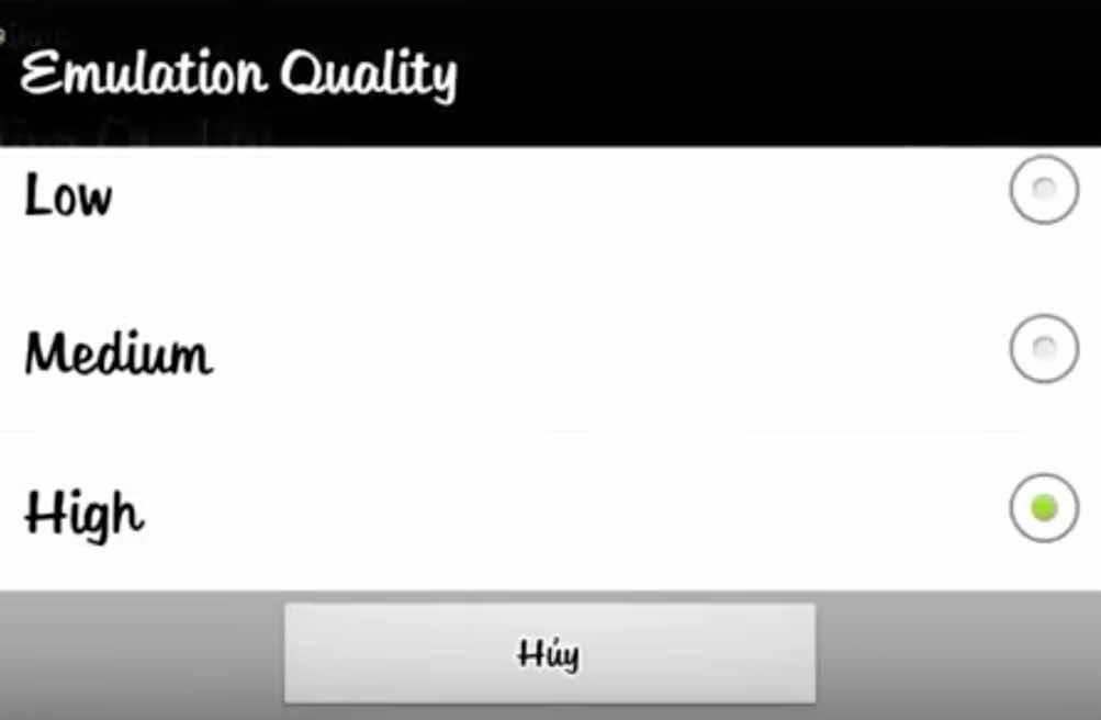 Hướng dẫn chơi giả lập chơi game NINTENDO trực tiếp trên Android 13